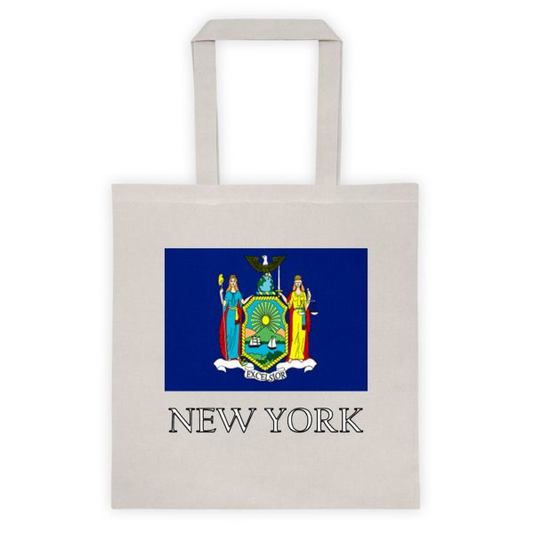 New York State Flag Tote