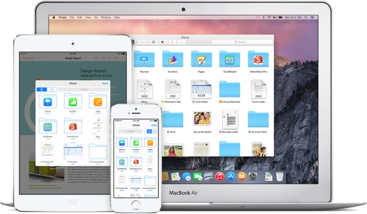 How to use Apple's Continuity, iCloud Drive and AirDrop to share files with yourself