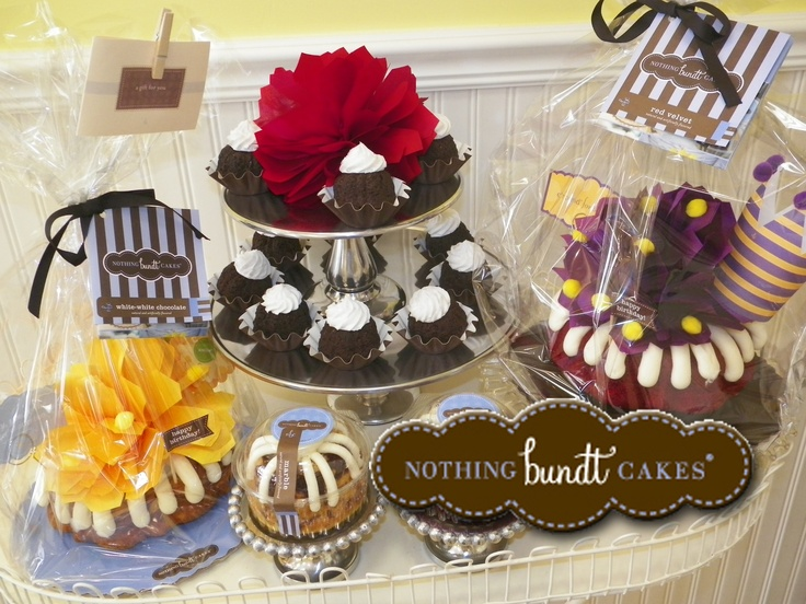 Nothing But Bundt Cakes Atascocita Texas