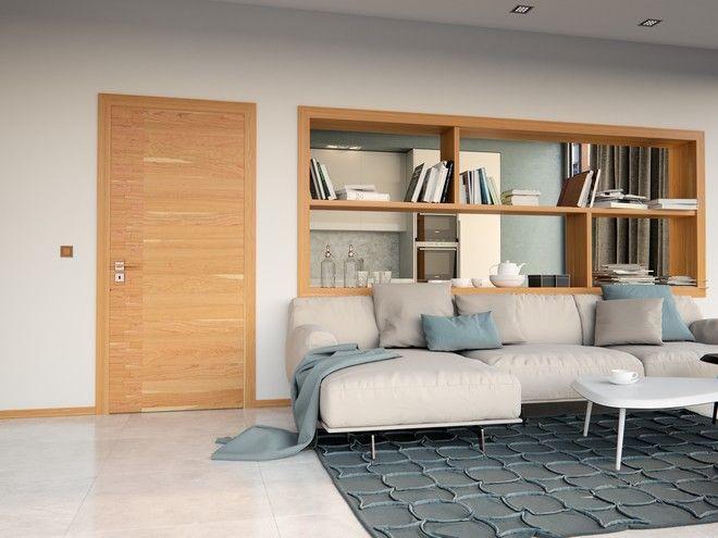 Moderní interiérové dveře Sapeli - BONALANA
