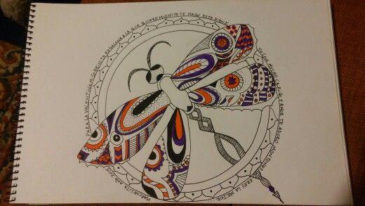 Dibujito para mi sobrina