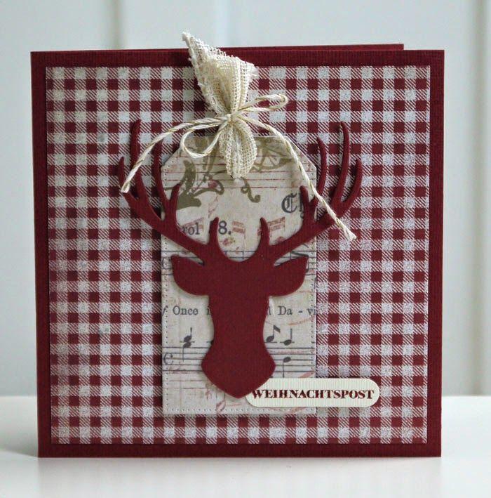 Tags v. Die namics, Gewei v. Lifestyle Crafts - Shape Die - Antlers