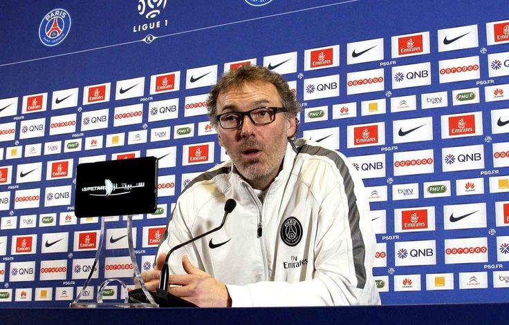 La conférence de presse de Laurent Blanc à partir de 14h00 - http://www.le-onze-parisien.fr/la-conference-de-presse-de-laurent-blanc-a-partir-de-14h00/