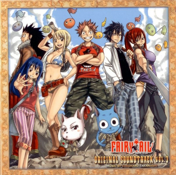 595 Best Images About Fairy Tail On Pinterest