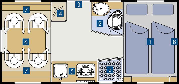 die besten 25 wohnmobil grundrisse ideen auf pinterest modulare grundrisspl ne hergestellte. Black Bedroom Furniture Sets. Home Design Ideas