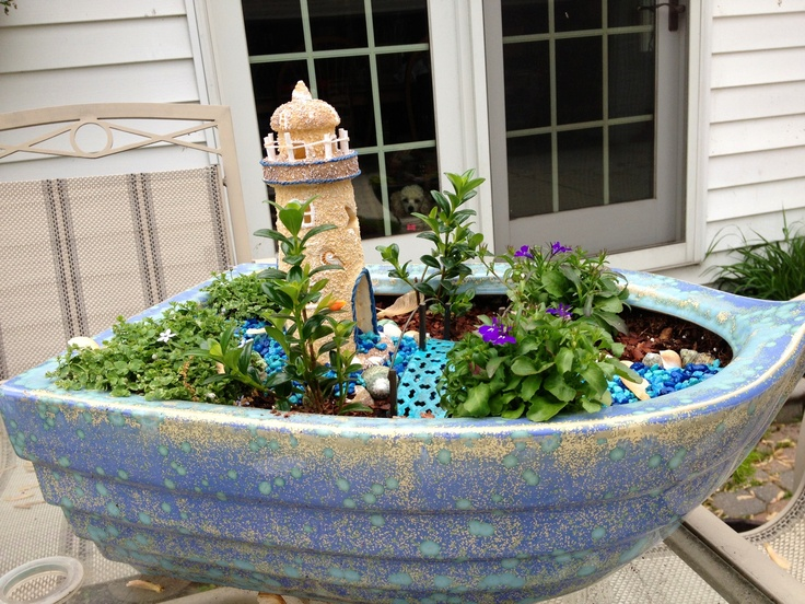 17 Best images about Nautical Patio Decor on Pinterest ... on Nautical Patio Ideas id=88164