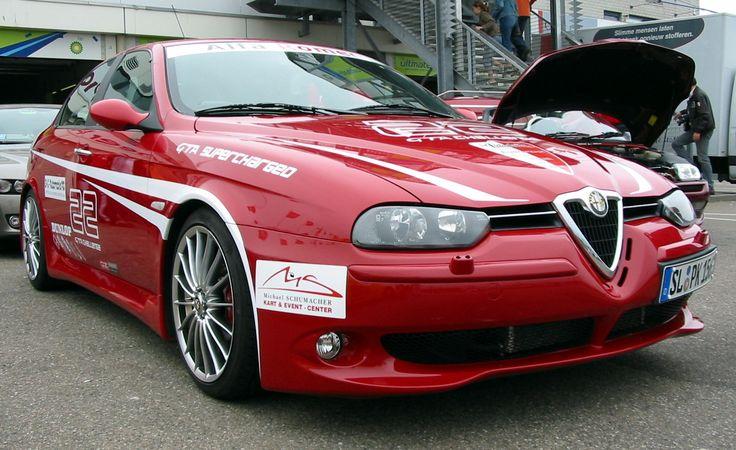 Alfa Romeo 156 GTA - Alfa Romeo 156 - Wikipedia
