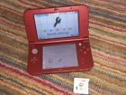 Nintendo New Version 3DS XL Red Handheld Video Game System Bundle SIMS 3 Pets 3D  Price 69.0 USD 32 Bids. End Time: 2017-02-21 03:03:25 PDT