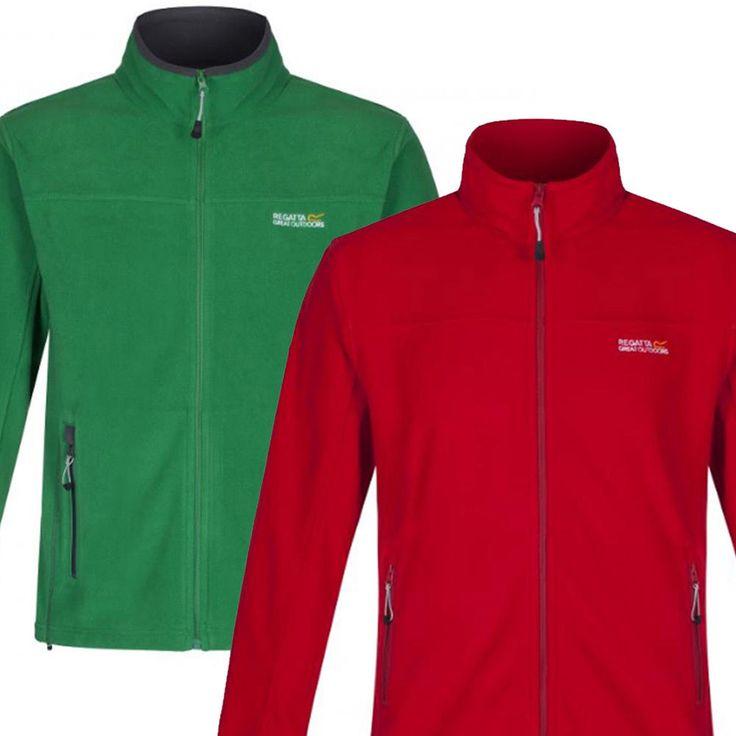 Regatta Stanton II zip-through Fleece Jacket New