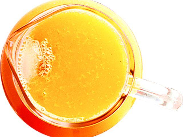 Indisk mango- och apelsindrink (kock recept.nu)