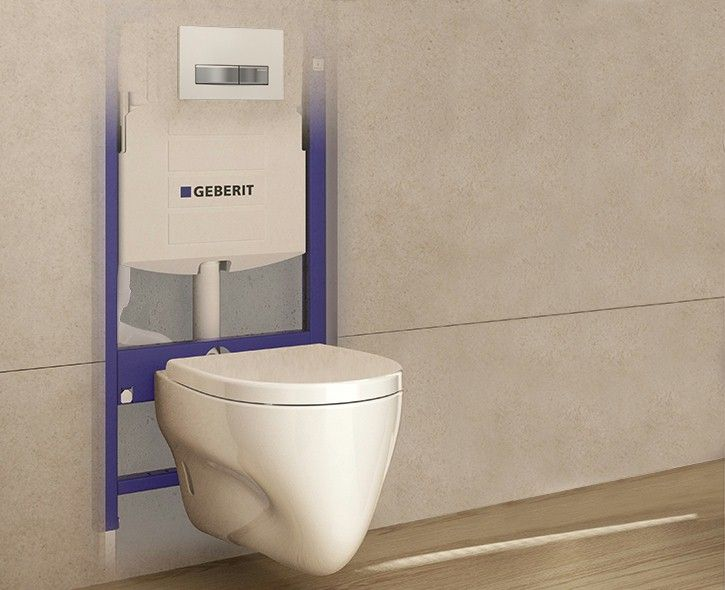 Concealed Cisterns > Toilets > Products , Geberit UK