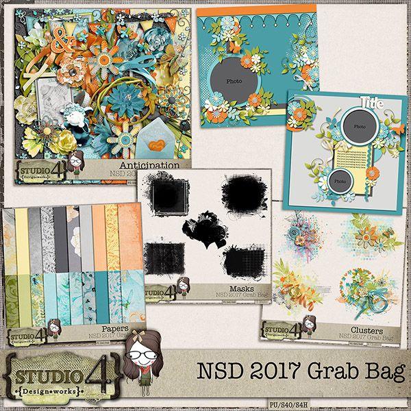 Digital Art :: Grab Bags :: GRAB BAG - 5 PRODUCTS - $5.00