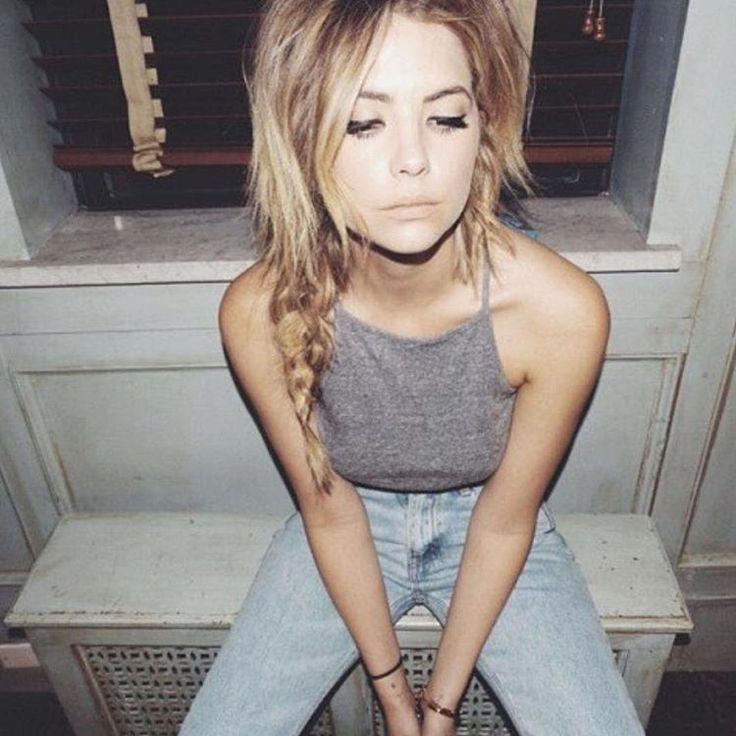 Benzo & Braids | Pretty Little Liars Hair and Makeup