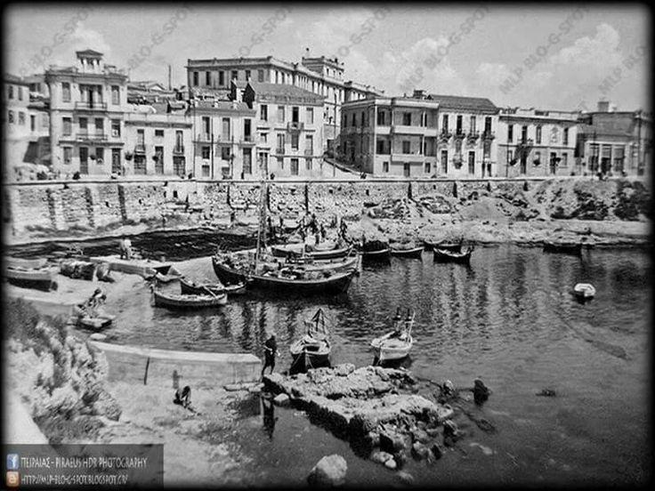 Πειραιας Φρεαττυδα 1939