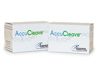 2017-AccuCleave Agarose Kits: CRISPR editing workflows can be complex and time-consuming. Having an efficient screening method can decrease results turnaround time. The AccuCleave kits streamline gene editing workflows by reducing the amount of NGS and Sanger Sequencing screening required. A simple and accurate enzymatic assay based on heteroduplex cleavage is employed as a screening method in the AccuCleave T7 Kit while the AccuCleave C2 kit provides robust assay controls.