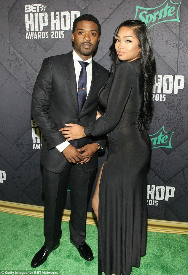 Wedding bells:On Friday at the BET Hip Hop Awards in Atlanta, Ray J's on and off again girlfriend, Princess Love, revealed that she and her musician beau were engaged