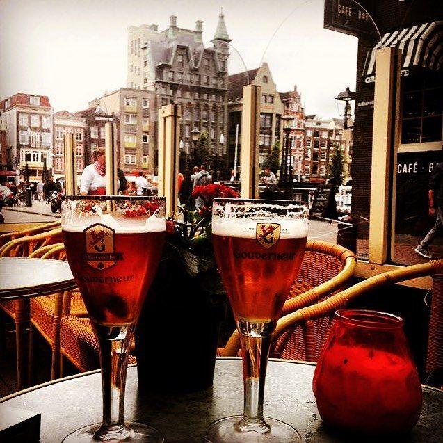 Nice trip in #amsterdam - #canals #centrum #redlight #cocktails #netherland #frenchphotographer #parisphotographer #fashionphotographer #goodtime #light #neons #amsterdambynight #berock - http://ift.tt/1HQJd81