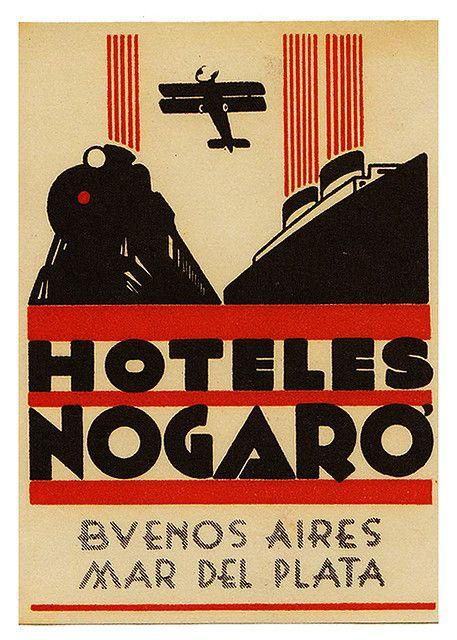 Argentina - Mar del Plata - Grand Hotel Nogaro 02