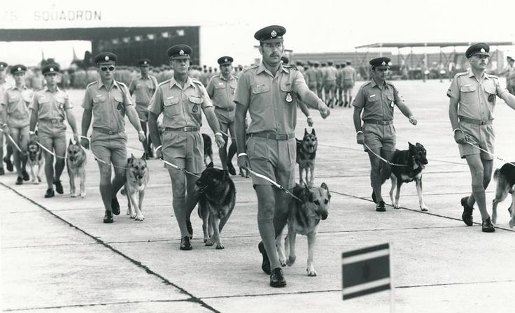 RAAF Police at Butterworth