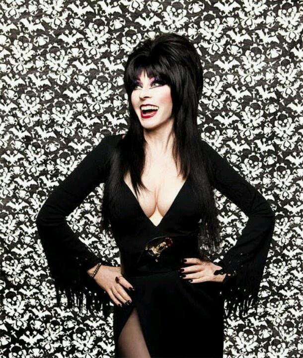 Young Elvira