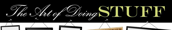 TheArtOfDoingStuff.com is packed with great info and tips on DIY projects, and Karen, the author, is hilarious.