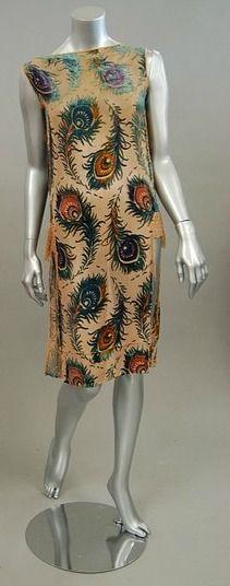 1920s daywear.
