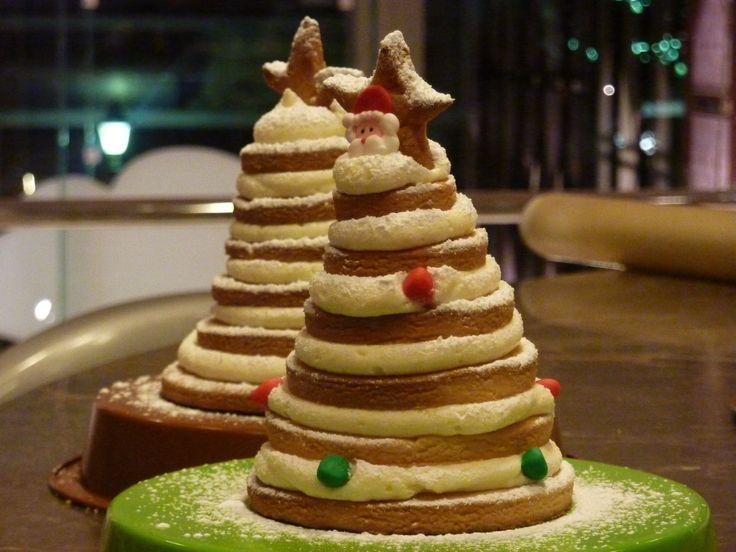 Christmas Deco Cakes