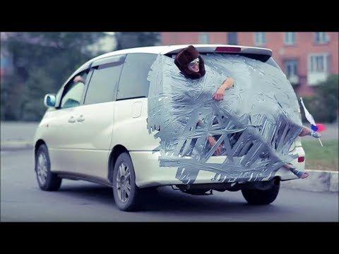 #152 ЛУЧШИЕ АВТОПРИКОЛЫ 2017. Car fails. Funny