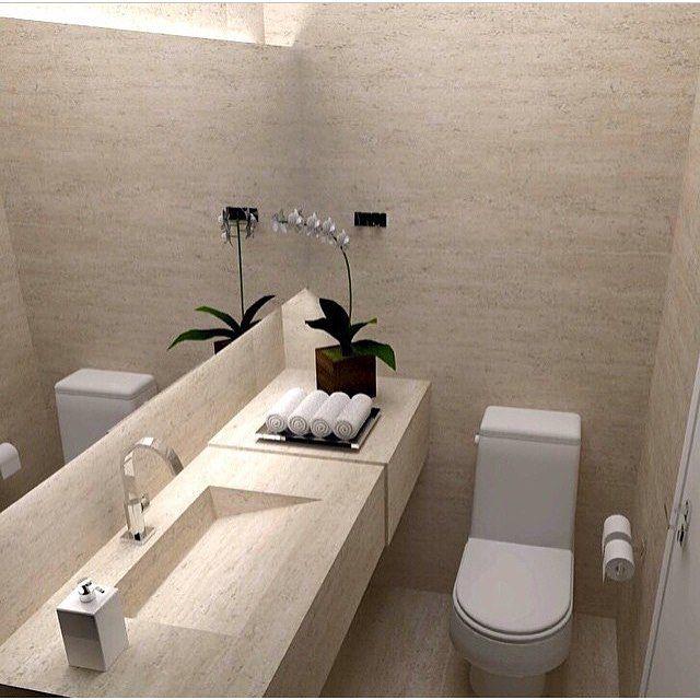 25+ best ideas about Papel De Parede Lavabo on Pinterest  Decoração banheiro -> Decoracao Banheiro Lavabo