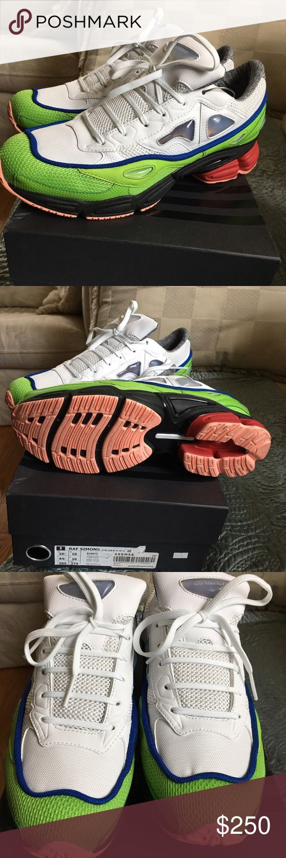 Raf Simons Ozweego 9.5/ 10 Only tried on need gone ASAP. Raf Simons Shoes Athletic Shoes
