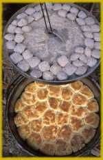 This site rocks! It has correct temps, seasoning techniques and recipes! Dutch oven recipes! - ruggedthug