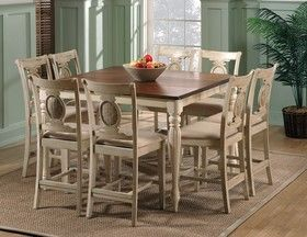 41 Best Homedining Counterbar Height Images On Pinterest Entrancing Pub Height Dining Room Sets Review