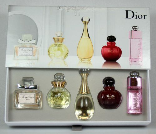 les parfums dior collection by christian dior for women miss dior cherrie dolce vita j 39 adore. Black Bedroom Furniture Sets. Home Design Ideas