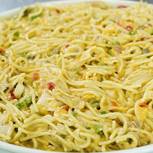 Pioneer Woman Chicken Spaghetti