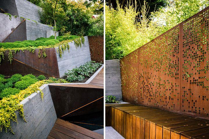 Jardim Inclinado | Barensfeld Architecture | bim.bon