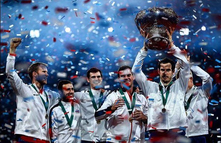 Team GB triumphant in Davis Cup 2015