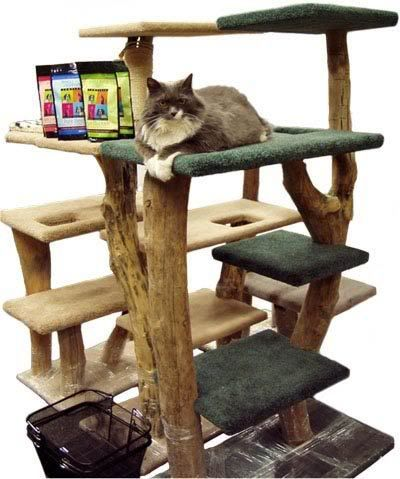 17 best ideas about homemade cat trees on pinterest cat for Design your own cat tree