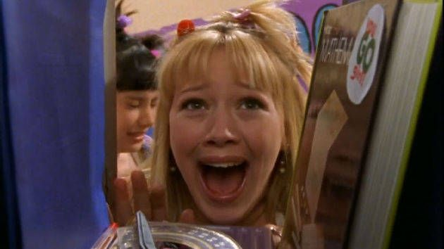 Every single Lizzie McGuire...... EVER! You can thank me later.