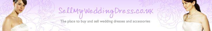 Sell My Wedding Dress- 2nd hand dresses