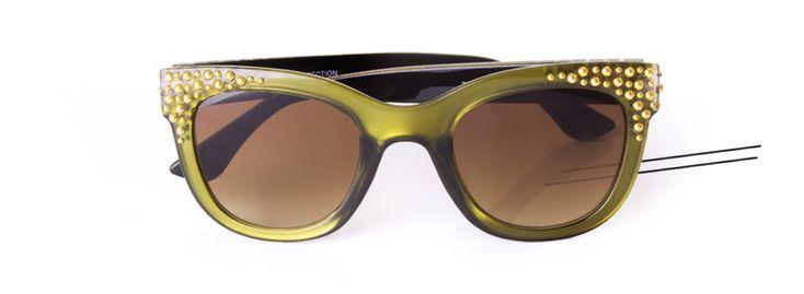 Gafas verdes de FDS Fuera De Serie $69.000