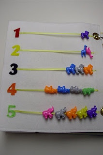 could do this with multiple types of natural resources...on card and kept in a basket in the reading corner. Include sandpaper numbers?
