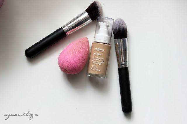 Unul din fondurile mele de ten preferate. #Ivatherm #Joviale #makeup #review #blog