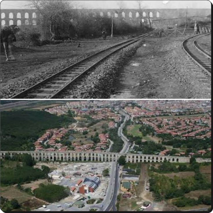 Kemerburgaz - 1916 ve Günümüz
