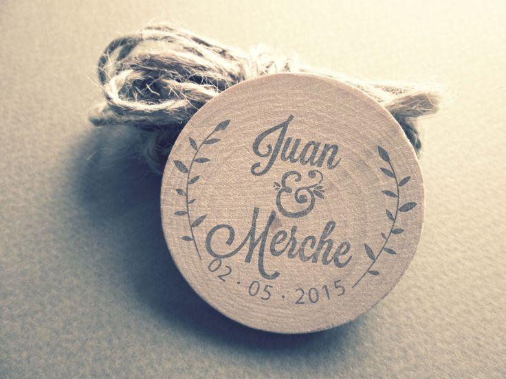 Sellos para bodas y celebraciones ¡Hoy con promoción!
