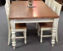 DT023 -DINING TABLE, COLONIAL STYLE
