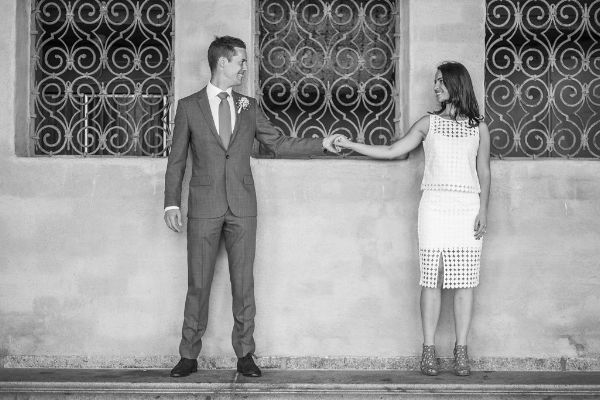 Luci + Peter (International Wedding at Stockholm City Hall)