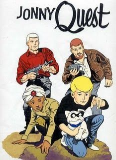 Jonny Quest.  TV show of the 70's - Another Saturday morning fave!