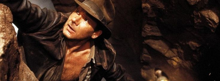 Indiana Jones The Last Crusade Harrison Ford
