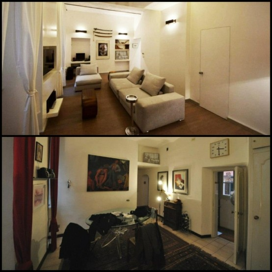 POST OPERAM vs ANTE OPERAM FLAT M IN TRASTEVERE http://www.lad.roma.it/html_version/?page_id=960
