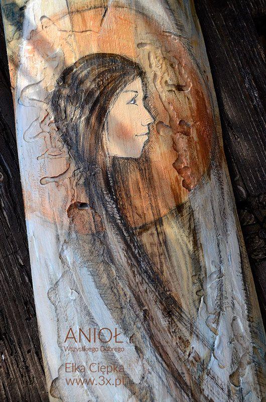 Anioł Wszystkiego Dobrego  |  Elka Ciępka  |  Jeśli życzysz komuś wszystkiego dobrego, to ten Anioł jest właśnie dla niego! :)  |  http://www.3xd.pl/sklep/anioly/aniol-wszystkiego-dobrego/